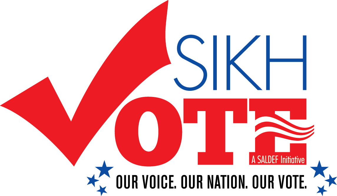 SikhVOTE - Our Nation. Our Voice. Our Vote., www.saldef.org